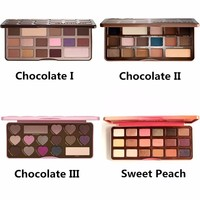 Online Shop Eyeshadow Palette Chocolate Bar Naked Makeup Matte and Shimmer Eye Shadow | Aliexpress Mobile