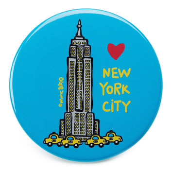 NYC Empire State Building Magnet