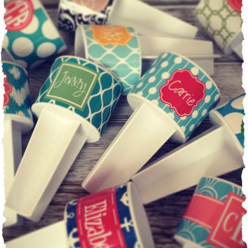 Personalized Beach Spiker, Design Your Own Beach Spike from Sassy Southern Gals Boutique
