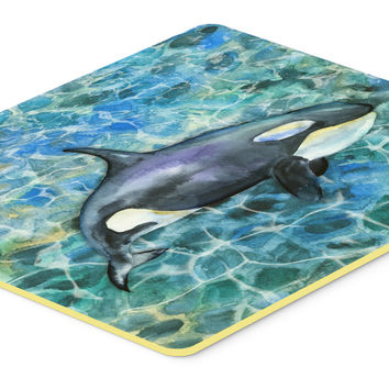 Killer Whale Orca Kitchen or Bath Mat 24x36 BB5334JCMT
