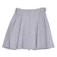 SHORT LAYER FLARE SKIRT - EMODA Global Online Store