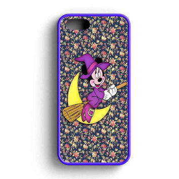 Minnie Mouse The Wizard iPhone 5 Case iPhone 5s Case iPhone 5c Case