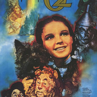 The Wizard of Oz 11x17 Movie Poster (1989)