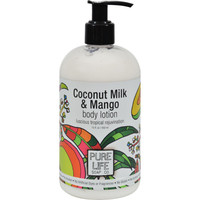 Pure Life Body Lotion Coconut and Mango - 14.9 fl oz