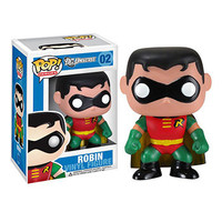 Funko POP! Heroes - Vinyl Figure - ROBIN (4 inch): BBToyStore.com - Toys, Plush, Trading Cards, Action Figures & Games online retail store shop sale