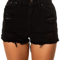 The Liquorice Short