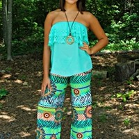 What About Now Palazzo Pants