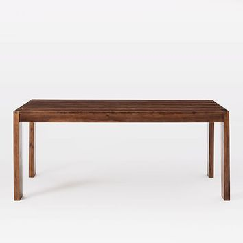 Boerum Dining Table - Carbon