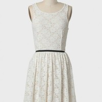 floral whisper lace dress at ShopRuche.com