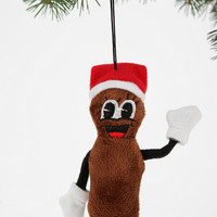 Mr. Hanky Plush Ornament  - Urban Outfitters