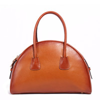 Ember Genuine Leather Handbag