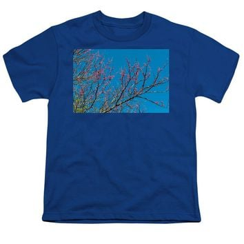 Tennessee Red Bud - Youth T-Shirt