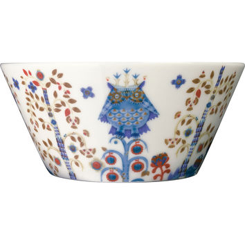 TAIKA CEREAL BOWL WHITE 10 OZ