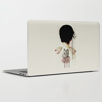 Backage Laptop & iPad Skin by Galen Valle