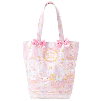 Buy Sanrio Original My Melody Rose Princess Tote Bag with Bows at ARTBOX