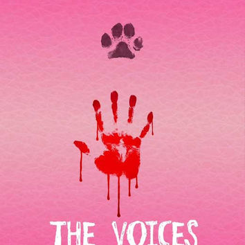 The Voices 11x17 Movie Poster (2015)