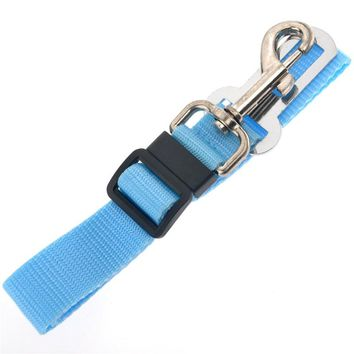Dog Adjustable Car Safety Belt Seat Belt