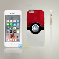 ONE TIME OFFER Pokeball iPhone Case