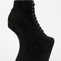 Urban Outfitters - Jeffrey Campbell Over Here Platform Lace-Up Boot