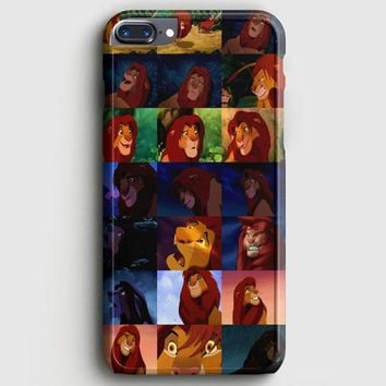 Simba The Lion King iPhone 8 Plus Case | casescraft
