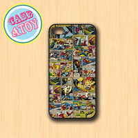 Marvel Comics : iPhone 4,iPhone4s Case,iPhone 5 Case,Samsung Galaxy S3,Hard Plastic Case,Soft Rubber Case