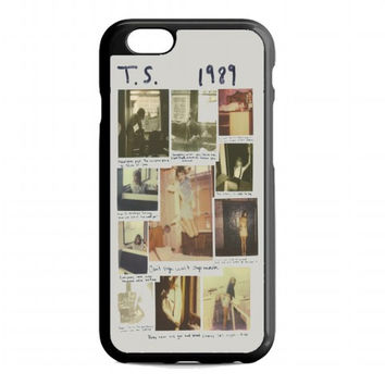 TS 1989 For iphone 6s case