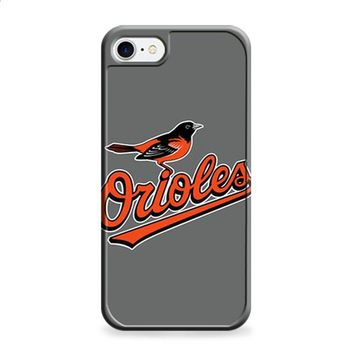 ORIOLES BASEBALL LOGO GRAY iPhone 6 | iPhone 6S case