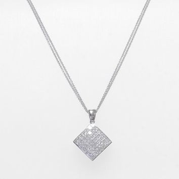 Women's Bony Levy Diamond Pendant Necklace (Nordstrom Exclusive) (Limited Edition)