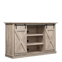 Cottonwood TV Stand for TVs up to 60 inches, Ashland Pine | Overstock.com Shopping - The Best Deals on Entertainment Centers