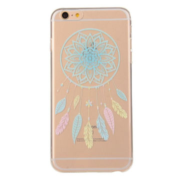 Creative Dreamcatcher Case Ultrathin Cover for iPhone 5se 5s 6s Plus Gift 42