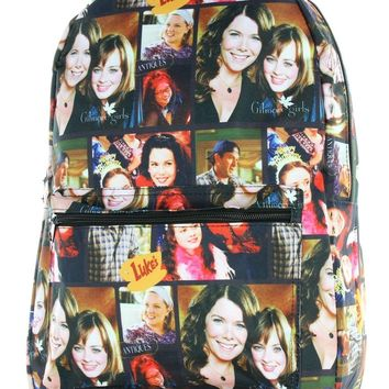 Lukes Diner Gilmore Girls Backpack