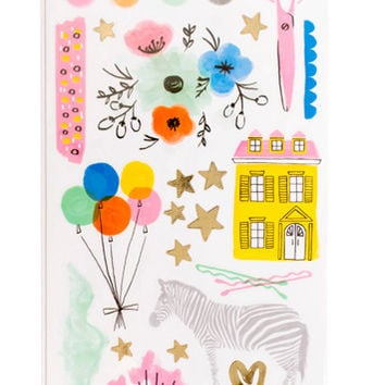 Clear Stickers - Amy Tangerine, Finders Keepers, Accents & Phrases