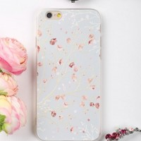 Branch Floral Pattern Phone Case For Iphone