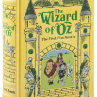 The Wizard of Oz: The First Five Novels (Barnes & Noble Collectible Editions)