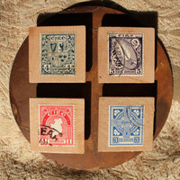 Customized Stamp Magnets