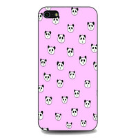 Panda Pink For iPhone 5 | 5S Case