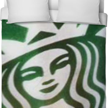 Who Wouldn't Want Starbucks On Their Bed? ☕️