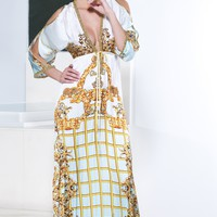 Baccio Couture Dresses | Baccio Shy Silk Dress