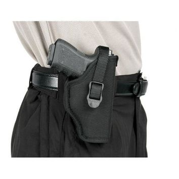 "Hip Holster Right Hand 4 1/2""- 5"" Barrel large autos, open end"