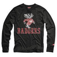 Wisconsin Badgers Long Sleeve T-shirt