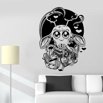 Wall Vinyl Sticker Decal Tale Fantasy Monster Game Animal Child Kids Unique Gift (ed467)