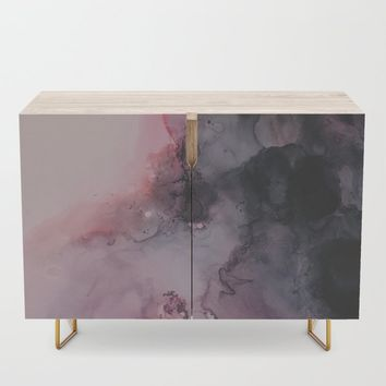 Kiss Goodbye Credenza by duckyb