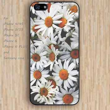 iPhone 5s 6 case colorful sunflower mandala phone case iphone case,ipod case,samsung galaxy case available plastic rubber case waterproof B317