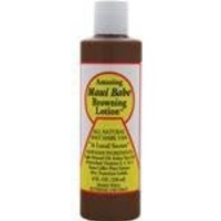 Browning Lotion - All Natural Fast Dark Tan 8 fl.oz by Maui Babe