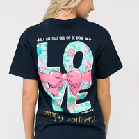 Do Everything In Love Tee | Simply Southern