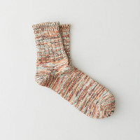 5 COLOR MIX QUARTER SOCK