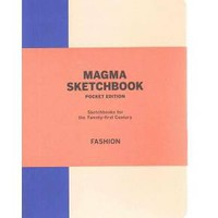 Magma Sketchbook - Fashion (Notebook / blank book)
