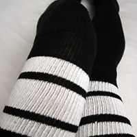Socks by Sock Dreams » .Socks » Over The Knee » Top Striped OTK Tubes