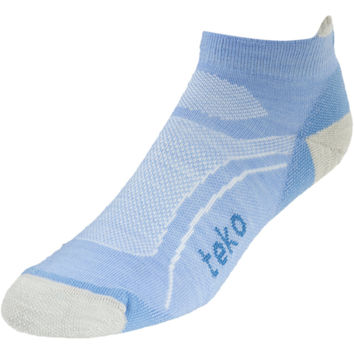 Teko Organic SIN3RGI Light Low Running Sock - Women's