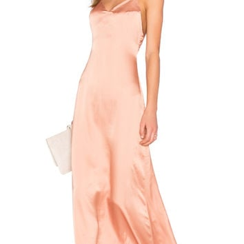 Lovers + Friends x REVOLVE The Slip Dress in Nude | REVOLVE